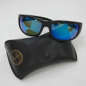 61ce4c2969 Ray-Ban Accessories - RayBan RB4283-CH CHROMANCE Men s Sunglasses OLL801